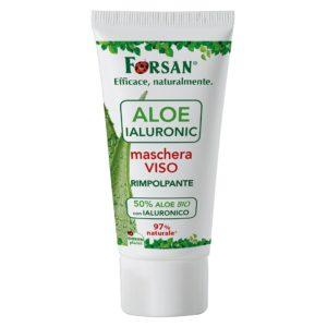 Forsan Aloe Ialuronic Maschera Viso